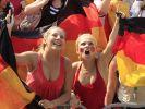 WM 2010: Public Viewing in Hamburg (Foto)