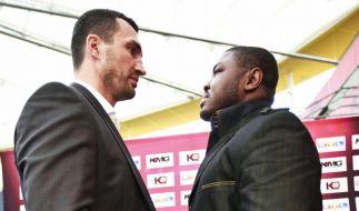 WM-Fight gegen Peter (Foto)