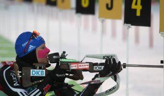 WM-Finale: Biathleten wollen noch drei Medaillen (Foto)