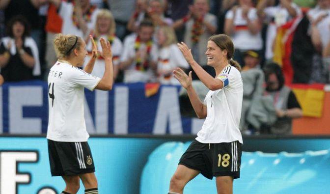 WM-Formcheck der deutschen Fußball-Frauen (Foto)
