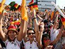 WM im eigenen Land macht glücklich. (Foto)