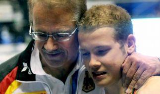WM ohne Krönung: Hambüchen verpasst Reck-Medaille (Foto)