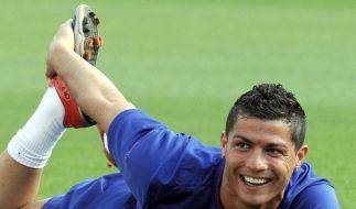 WM ohne Stars - Ronaldo (Foto)