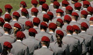Wohin marschiert die Bundeswehr? (Foto)