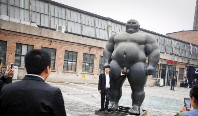 Wohlstand macht Chinesen nicht glücklicher (Foto)