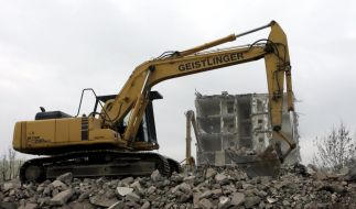 Wohnungsleerstand in Sachsen-Anhalt nimmt zu (Foto)