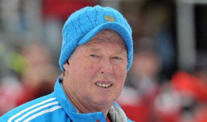 Wolfgang Pichler Trainer der russischen Biathleten (Foto)
