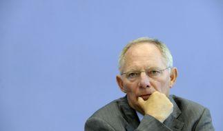 Wolfgang Schäuble, CDU (Foto)