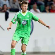 Wolfsburger Überraschung: Robin Knoche.