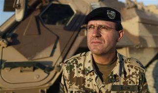 Wollte seine Truppe schützen: Bundeswehroberst Georg Klein. (Foto)