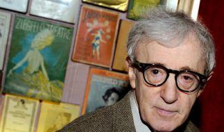 Woody Allen erhält 5 Millionen Dollar.  (Foto)