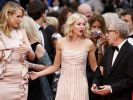 Woody Allen mit Naomi Watts in Cannes (Foto)