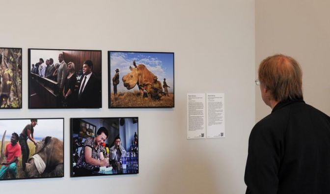World Press Photo-Ausstellung in Hamburg (Foto)