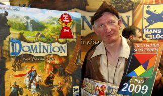 Würfel und Vampire: 600 Neuheiten bei Spielemesse (Foto)