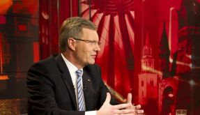 Wulff-Interview (Foto)