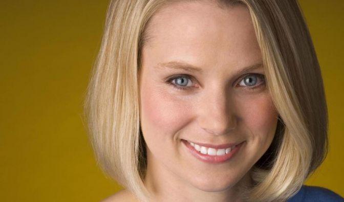 Yahoo begrüßt neue Chefin mit dickem Gehalt (Foto)