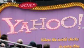 Yahoo mit Umsatzrückgang und weniger Gewinn (Foto)