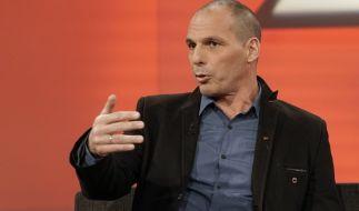 """Yanis Varoufakis legte bei """"Maischberger"""" einen peinlichen Polter-Auftritt hin. (Foto)"""