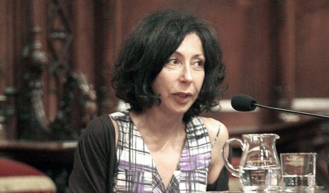Yasmina Reza redet nicht gern über ihre Arbeit (Foto)