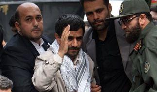 YE IRAN AHMADINEJAD (Foto)