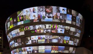 YouTube Guggenheim Bienniale (Foto)