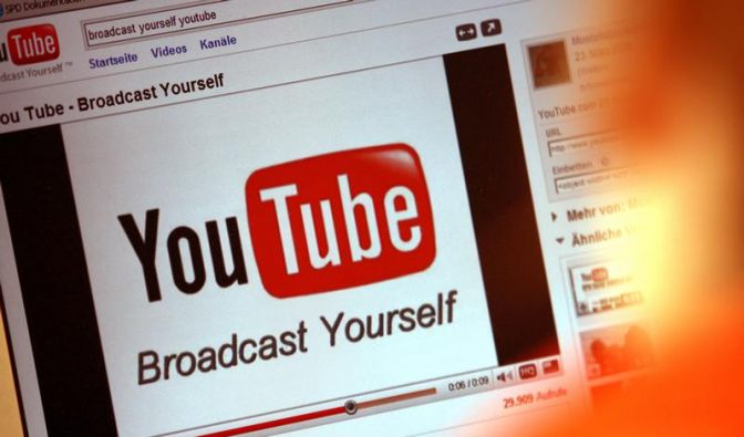 YouTube (Foto)