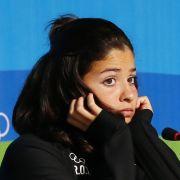 Olympia-Eklat! TV-Sender zensiert Flüchtlingsteam (Foto)
