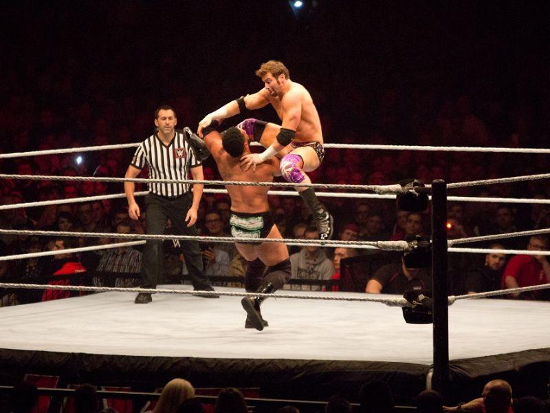 fotostrecke wwe live deutschland wrestling show der superklasse seite 4. Black Bedroom Furniture Sets. Home Design Ideas