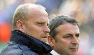 Zähes Ringen um neuen Allofs-Vertrag bei Werder (Foto)