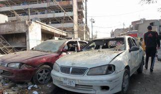 Zahl der Toten in Bagdad steigt auf über 70 (Foto)