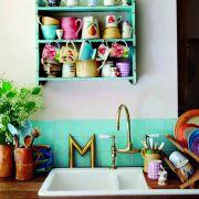Zahlreiche Tipps der Autorin helfen Ihnen, Ihr zu Hause stilvoll und wohnlich zu gestalten.