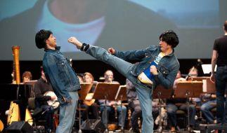 Zappa trifft auf Samurai (Foto)