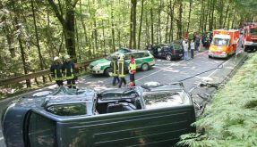 Zehn goldene Regeln für die Erste Hilfe bei Verkehrsunfällen (Foto)