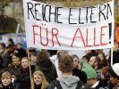 Zehntausende demonstrieren für bessere Bildung (Foto)