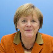 Zeigte sich offen wie nie - Kanzlerin Merkel.
