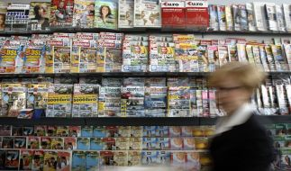 Zeitschriften (Foto)