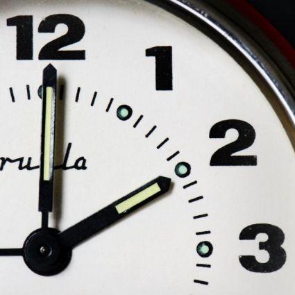 Zeitumstellung 2014 - Uhren umstellen