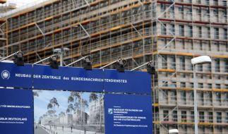 Zeitung: BND-Umzug nach Berlin verzögert sich (Foto)