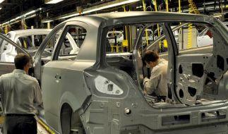 Zeitung: GM will Astra-Produktion in Rüsselsheim einstellen (Foto)