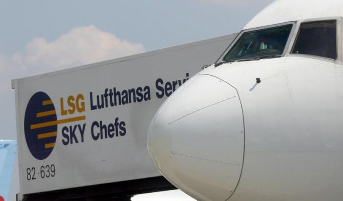 Zeitung: Lufthansa plant Verkauf von LSG Sky Chefs (Foto)