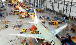 Zeitung: Neuer Milliardenauftrag für Airbus (Foto)