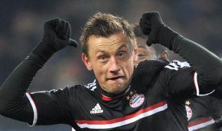 Zeitung: Olic wechselt von München nach Wolfsburg (Foto)
