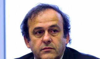 Zeitung: Platini hält EM ohne Ukraine für möglich (Foto)