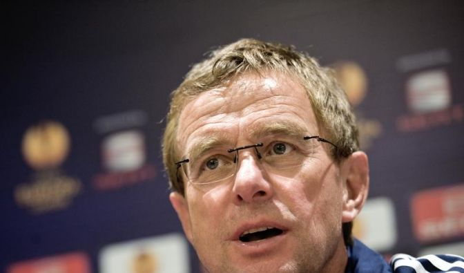 Zeitung: Rangnick soll Trainer bei West Bromwich werden (Foto)
