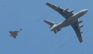Zeitung: Russen wollen für US-Tankerauftrag bieten (Foto)