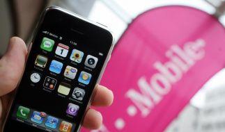 Zeitung: Telekom verkaufte über 450 000 iPhones (Foto)