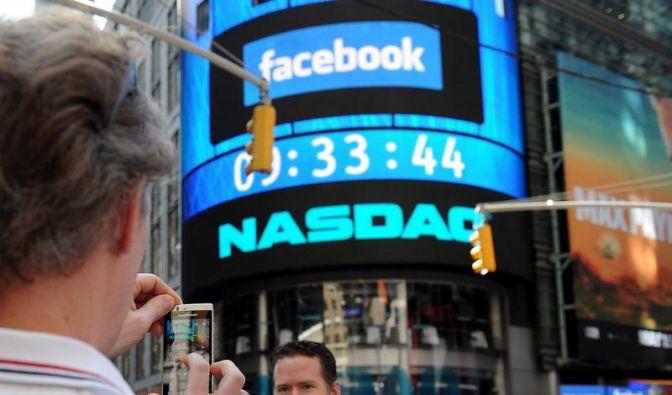 Zeitung: UBS verlor 350 Millionen Dollar mit Facebook (Foto)