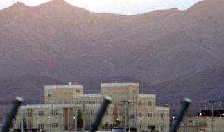 Zeitung: USA lenken im Atomkonflikt mit Iran ein (Foto)