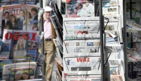 Zeitung (Foto)
