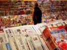 Zeitungen (Foto)